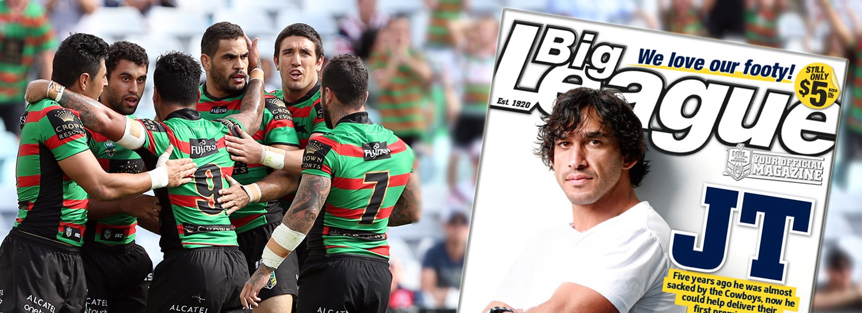 Culture has gotten them this far but now Souths need more.