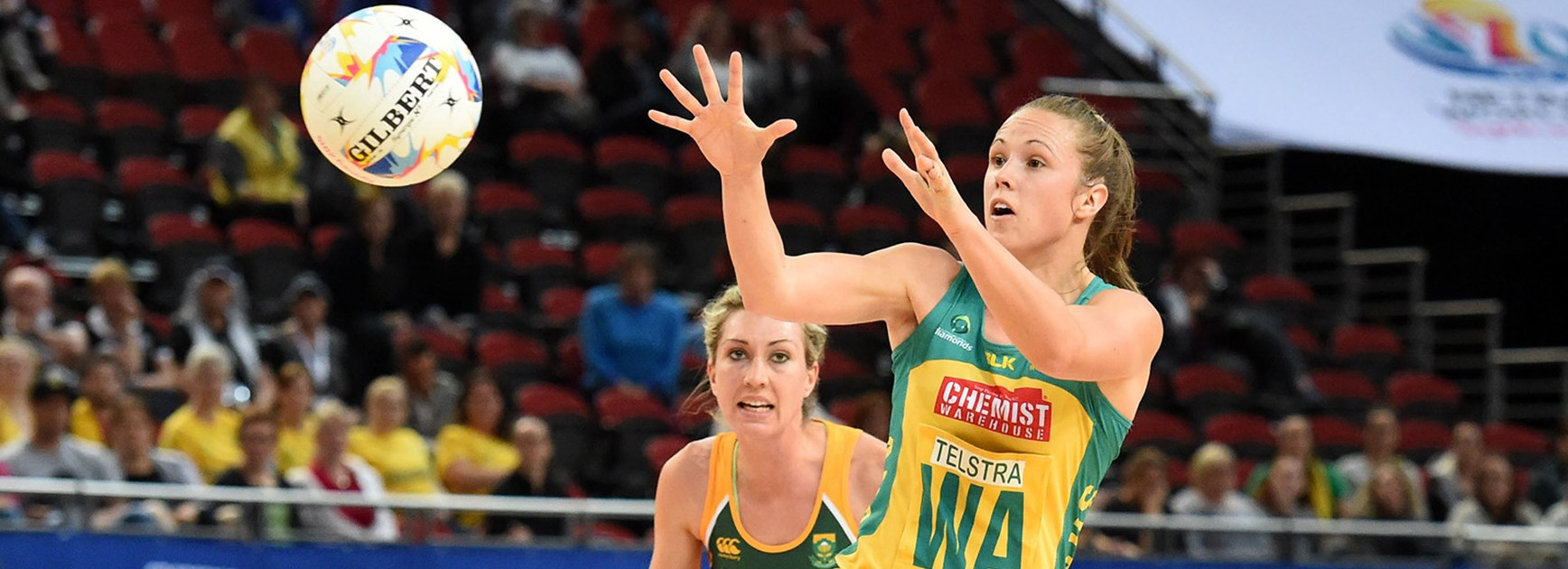 Australian Diamonds star Paige Hadley has been on the ball at the Netball World Cup and in the NRL.com tipping competition.