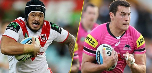 Dragons v Panthers preview