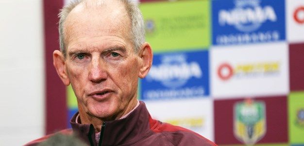 What on earth is Wayne Bennett thinking?