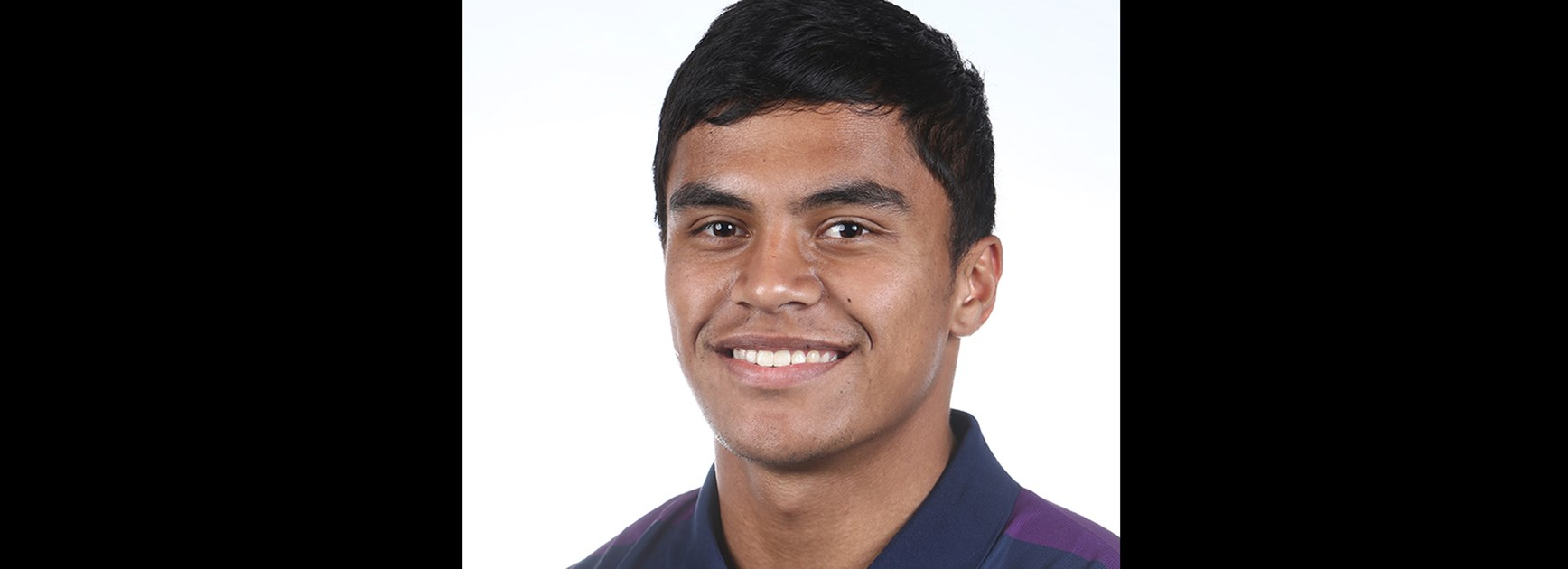Shae Ah Fook is a Bachelor of Applied Science student at RMIT and plays for Melbourne Storm.