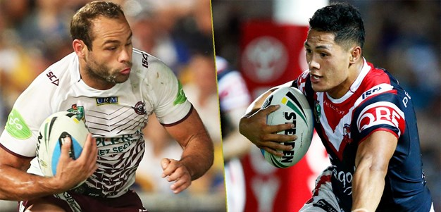 Sea Eagles v Roosters preview