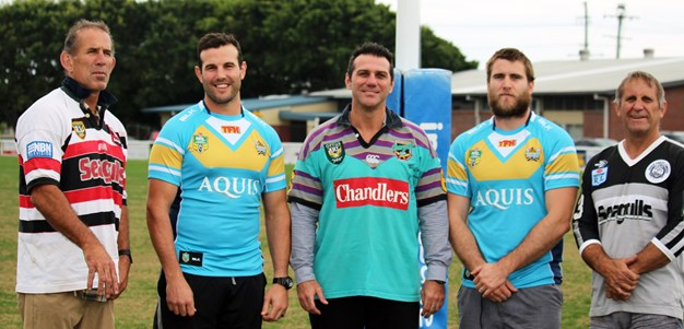 Gold Coast unites in support of Titans