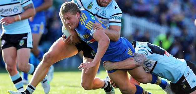 High praise for Eels rookie