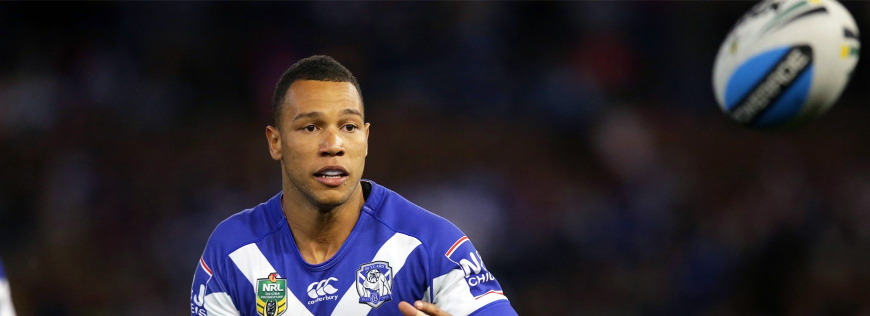 Moses Mbye has been one of the success stories of the Bulldogs' 2015 season.