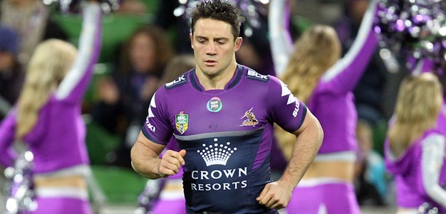 Cronk plays down halves battle