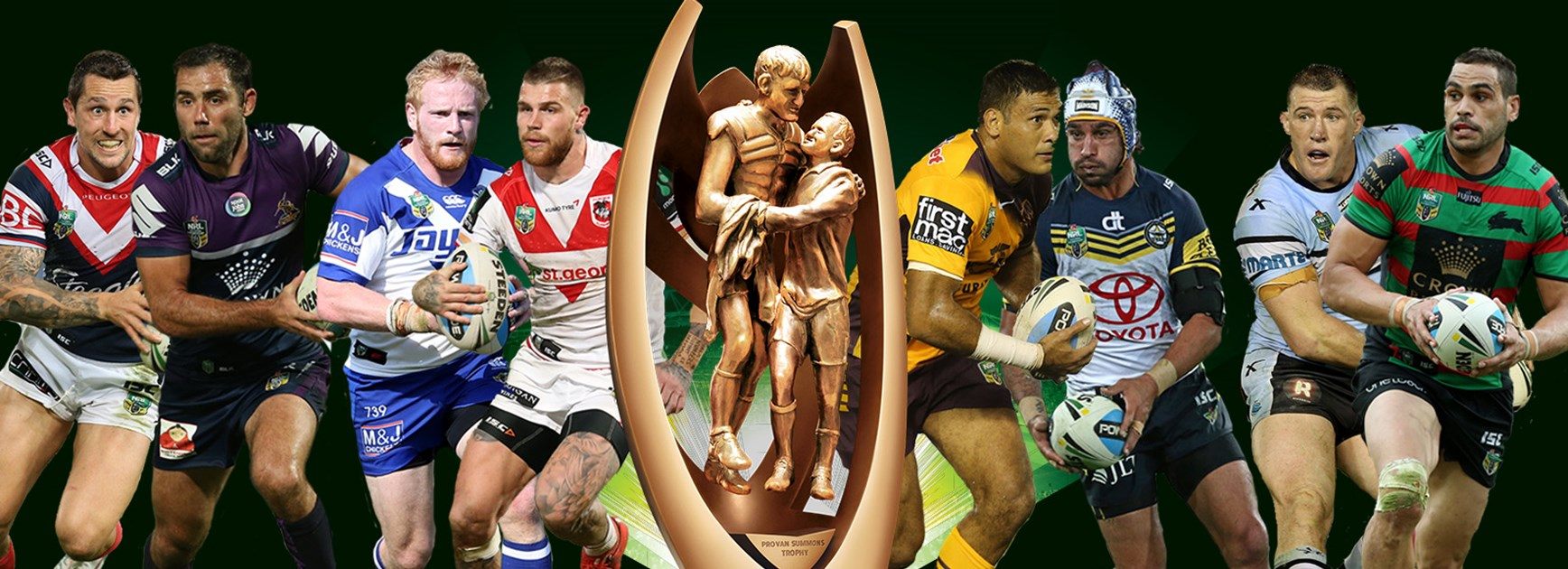 Welcome to the NRL Telstra Premiership Finals Series.