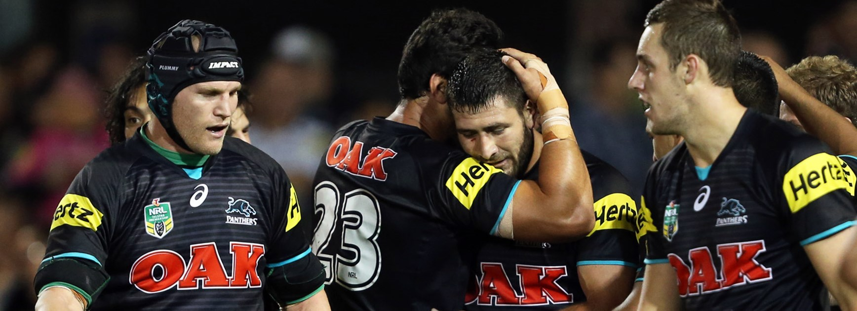 With a massive injury toll, the Panthers narrowly avoided the wooden spoon in 2015.