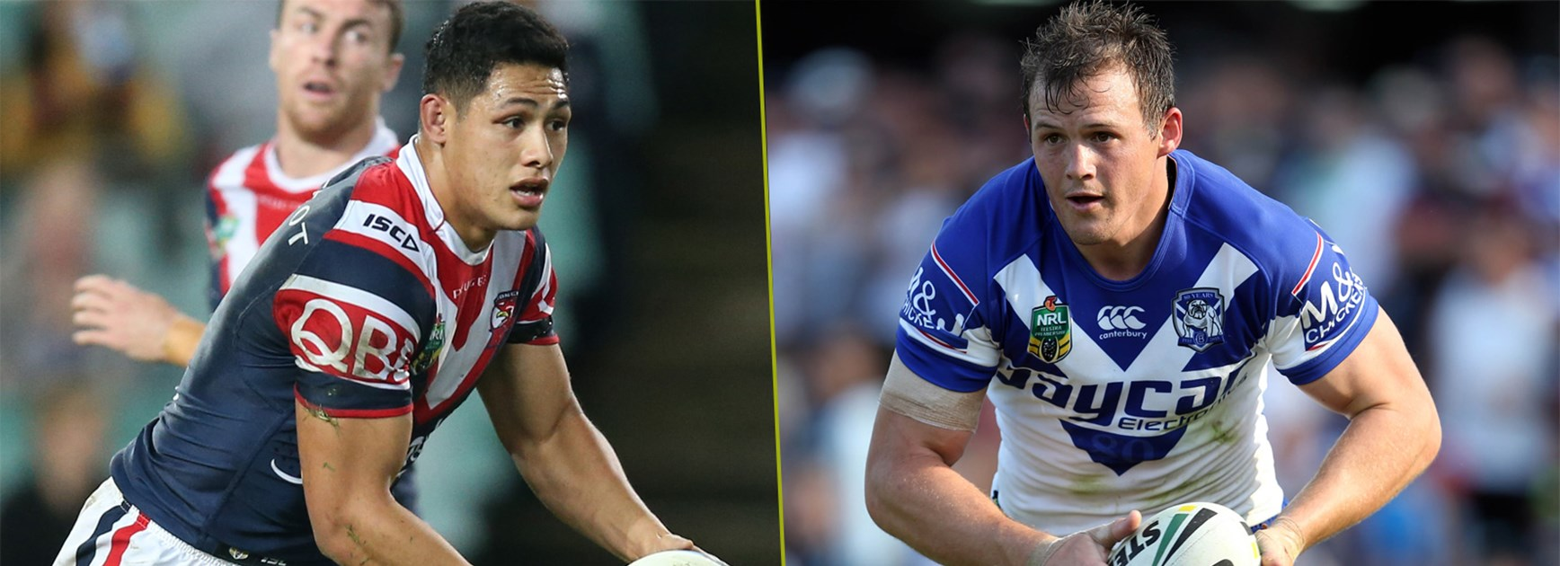 Roger Tuivasa-Sheck and Brett Morris are two ex-wingers who have become star fullbacks this season.