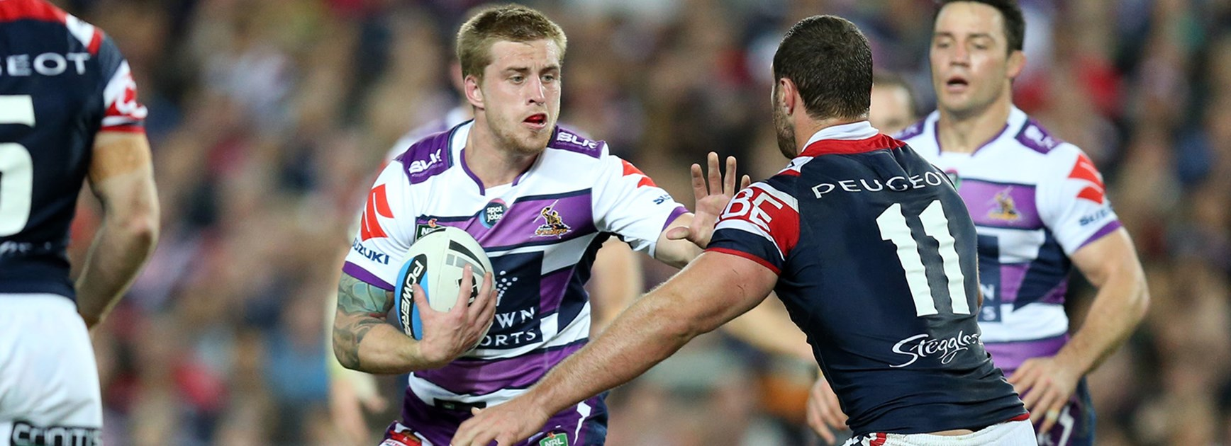 Cameron Munster was rock solid against the Roosters in their Qualifying Final at Allianz Stadium.