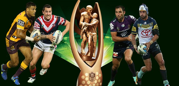 Late Mail: NRL Preliminary Finals