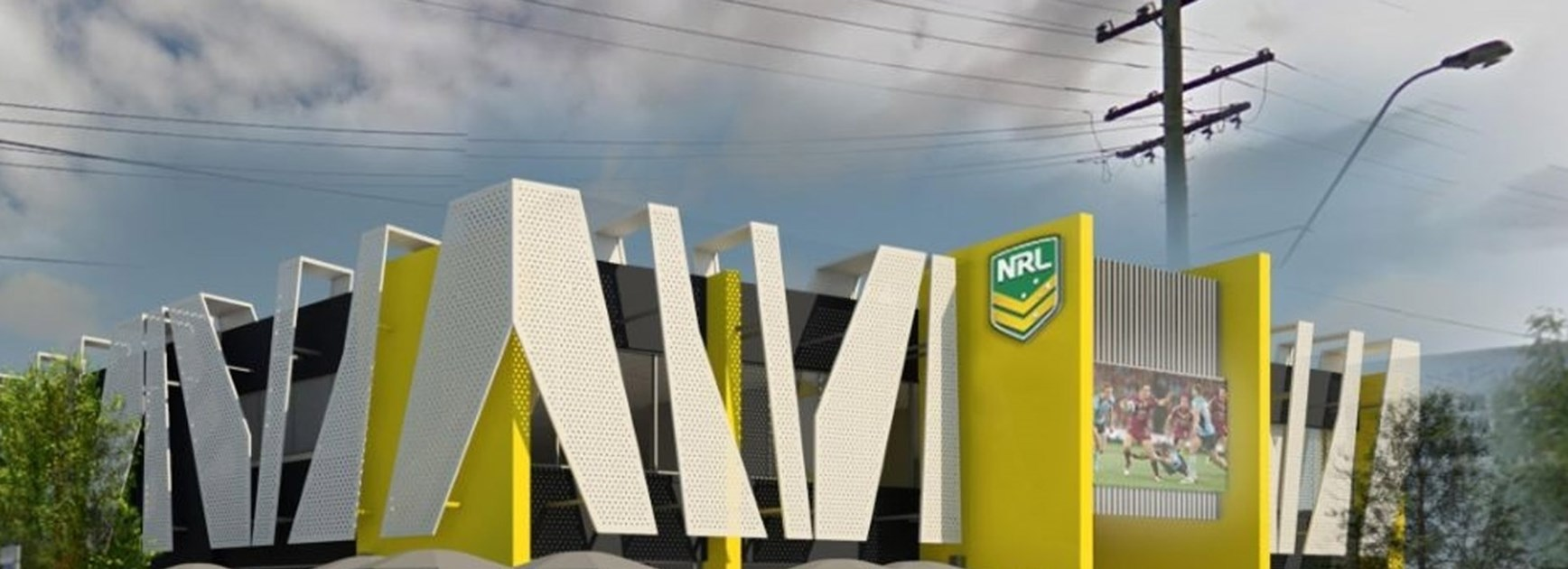 The key stakeholders of rugby league in Queensland will all be under one roof with a new centre to be built next to Suncorp Stadium.