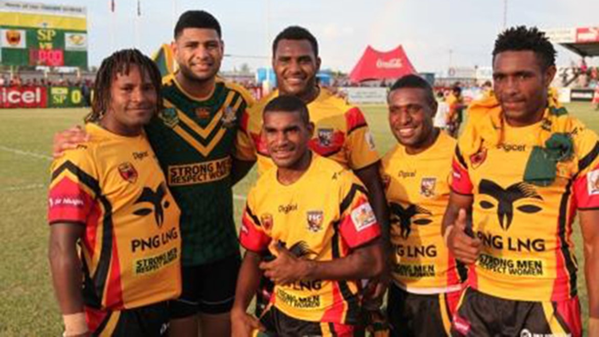 The Australian Prime Minister's XIII will take on PNG in Port Moresby on September 26.