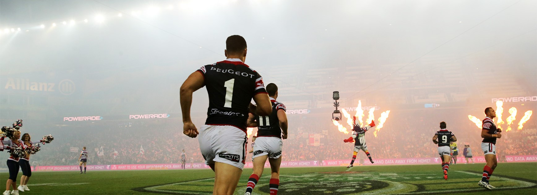 Roger Tuivasa-Sheck has been a major weapon for the Sydney Roosters this season.