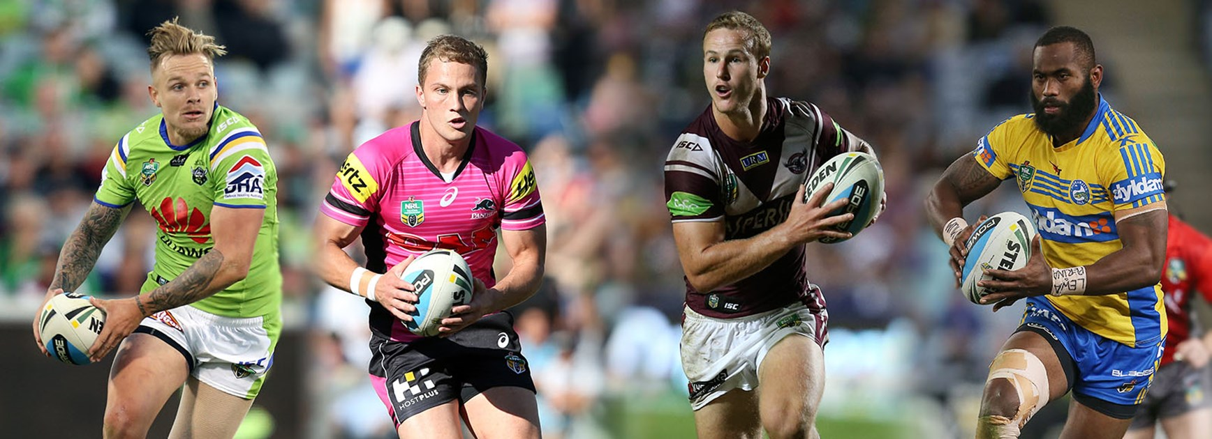 How will the Raiders, Panthers, Sea Eagles and Eels go in 2016?