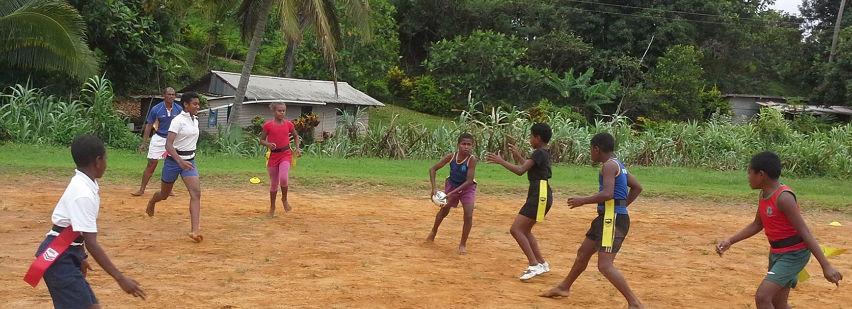 2,500 students and teachers throughout the Suva & Nasori districts have engaged in league program.