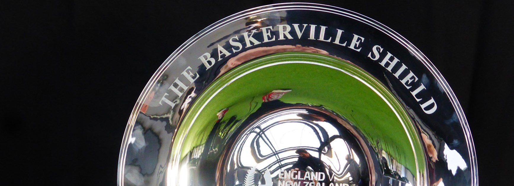 England and New Zealand will play for The Baskerville Shield in a three-Test series.