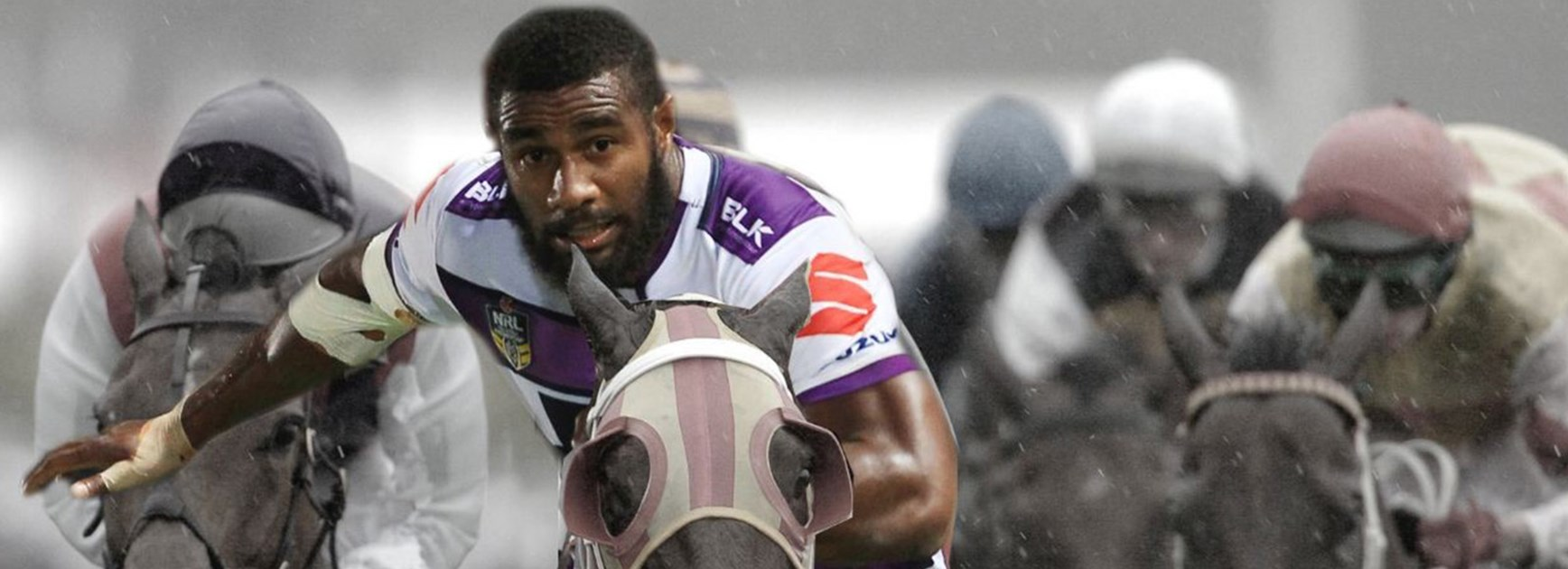 NRL players have their say on who will win the Melbourne Cup.