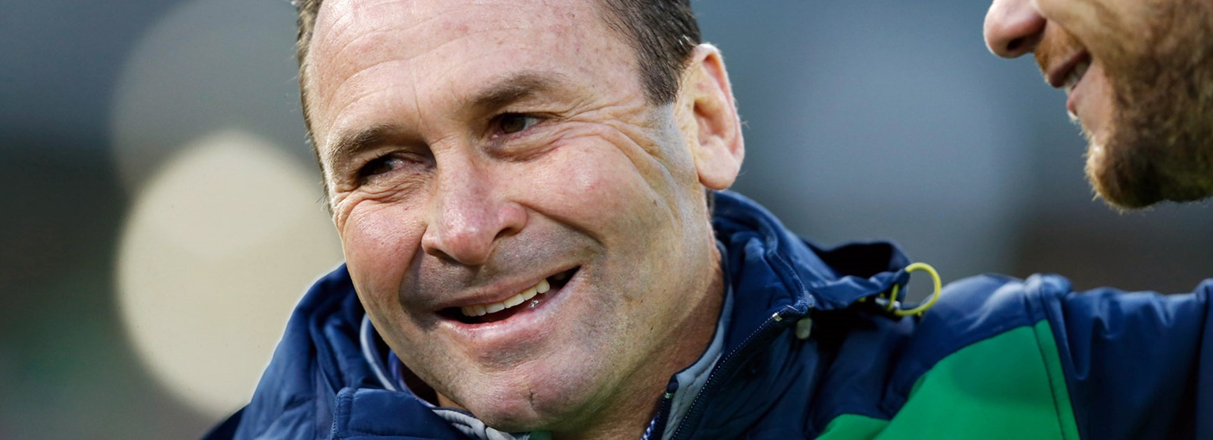 Raiders coach Ricky Stuart is pleased with his squad's efforts so far in pre-season training.