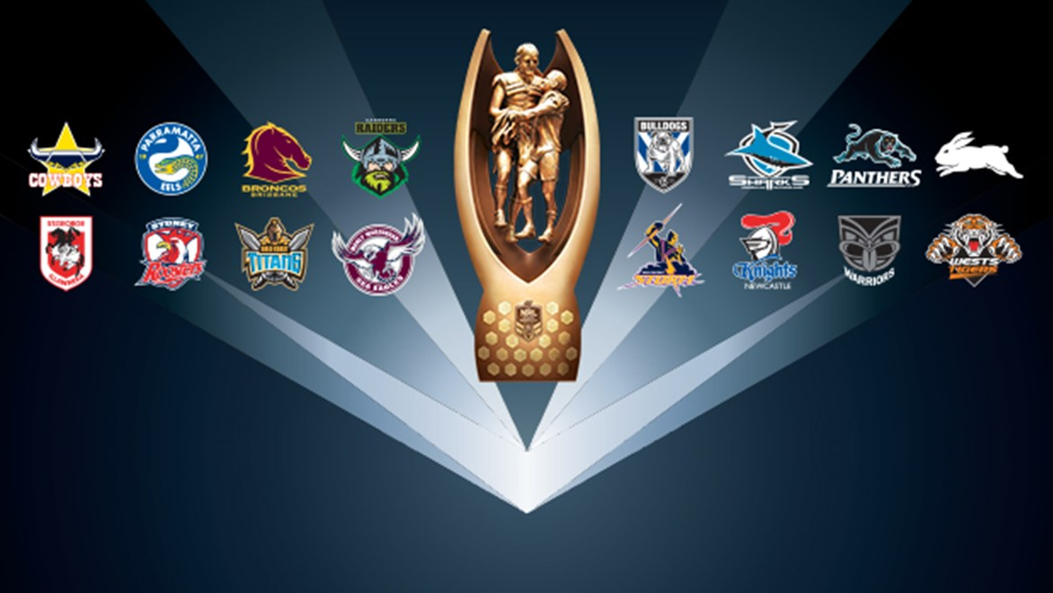 The NRL today released the 2016 Telstra Premiership draw, with matches scheduled on Thursday nights in 18 of the 26 rounds.