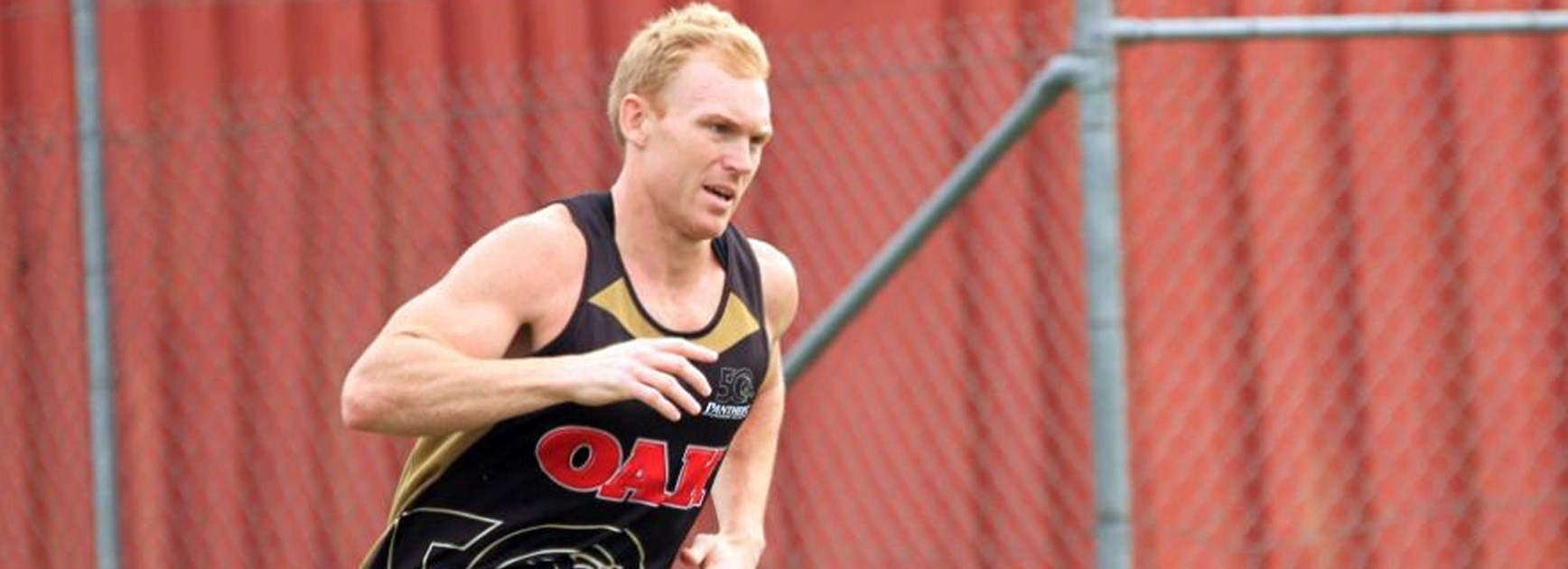 Panthers halfback Peter Wallace is back in training but is unlikely to return at the 2016 Auckland Nines.