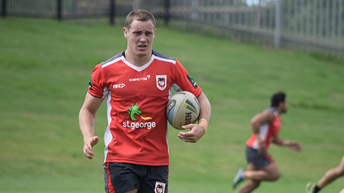 After moving from the Storm, utility back Kurt Mann is looking for long-term security at St George Illawarra.