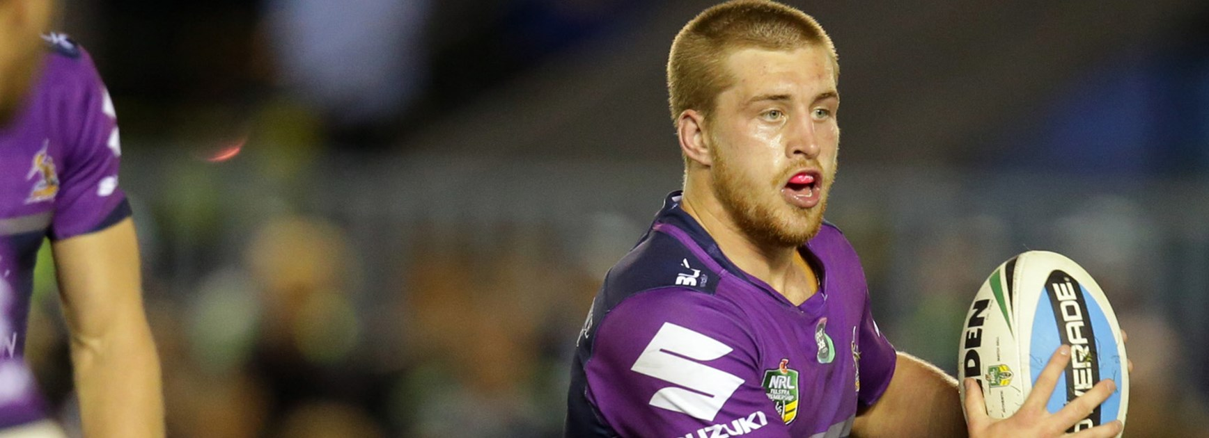 <b>6. Cameron Munster</b> - Filling in at fullback for injured Storm great Billy Slater, Munster averaged more than 177 metres from his 19 games and had greats of the game singing his praises from the commentary box.