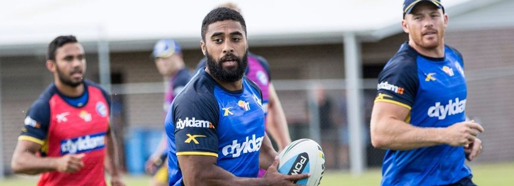 Michael Jennings will make his first appearance as an Eel against his former club the Panthers.