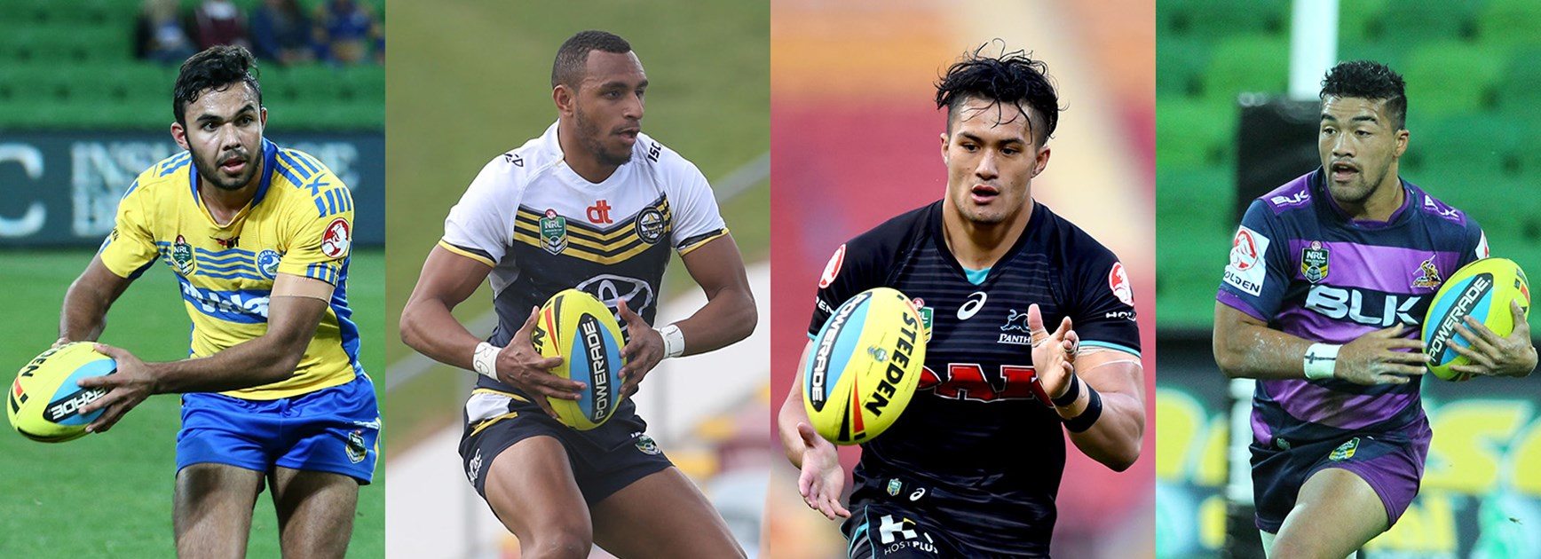 Bevan French, Gideon Gela-Moseby, Corey Harawira-Naera and Tony Tumusa set to light up the Downer Auckland Nines.