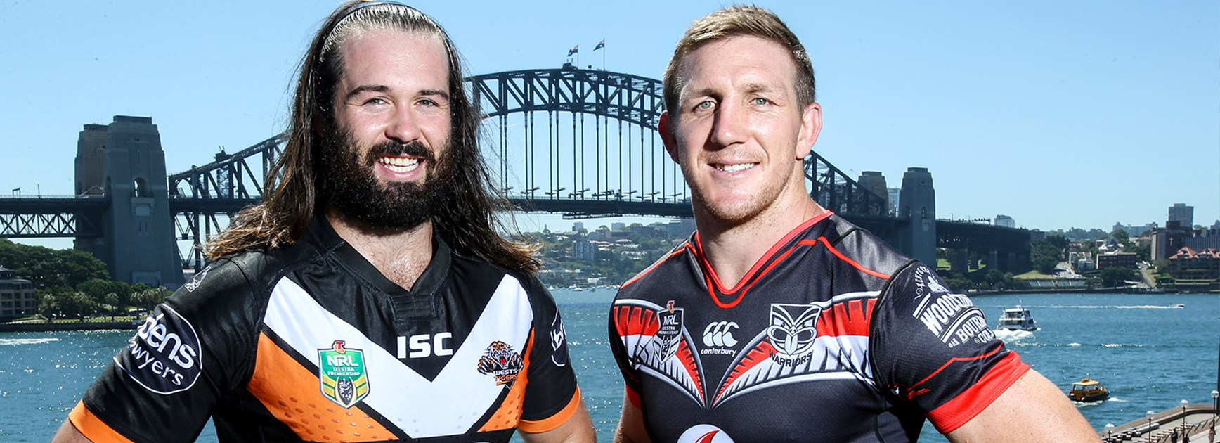 The Wests Tigers will look to start Round 1 with a bang against the Warriors.