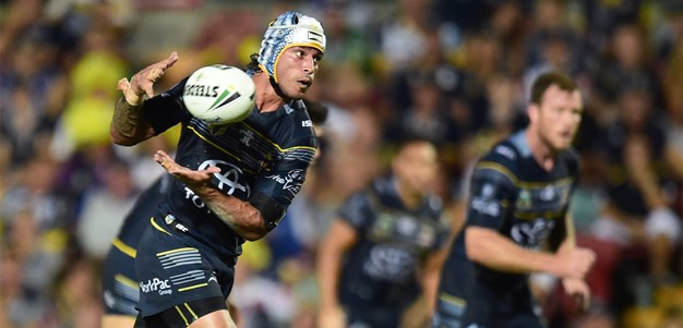 Clinical Cowboys hold off Sharks