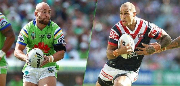 Raiders v Roosters: Schick Preview