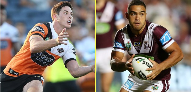 Wests Tigers v Sea Eagles: Schick Preview