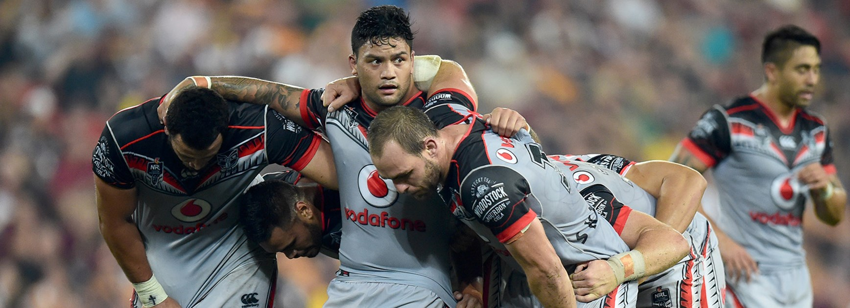 The Warriors ran out of gas against the Broncos after being reduced to 15 players through injury.