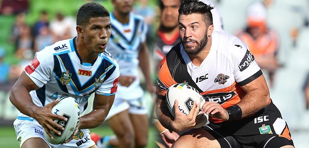 Titans v Wests Tigers: Schick Preview