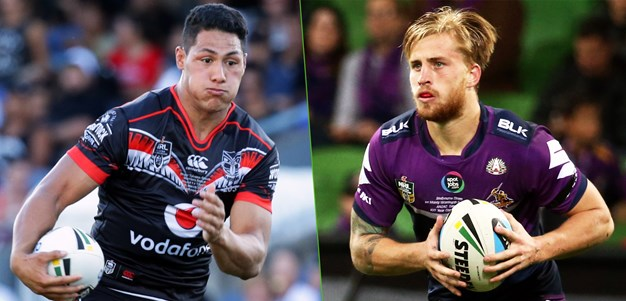 Warriors v Storm: Schick Preview