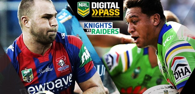 Knights v Raiders: Schick Preview