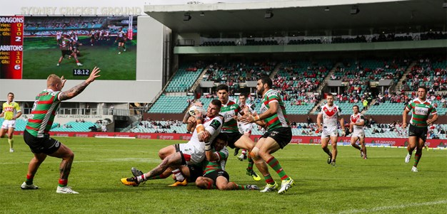 Dragons v Rabbitohs: Five key points