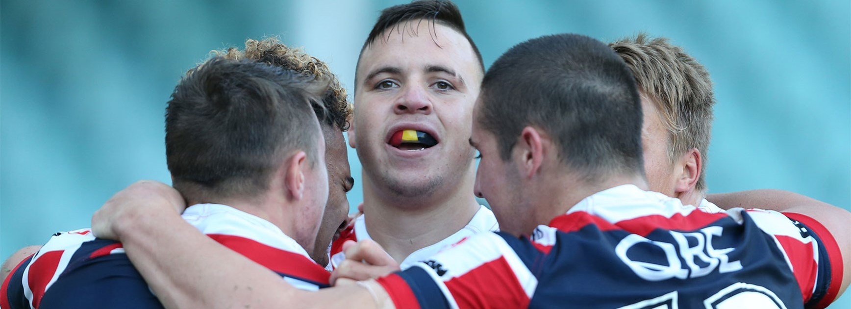 The Sydney Roosters have made a winning start to the Holden Cup season.