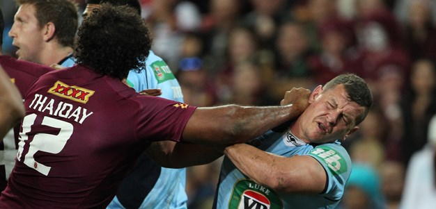 Thaiday: Blues missed Bird 'big time'