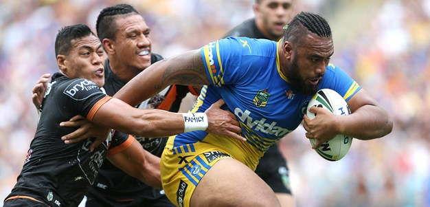 Eels happy to win ugly
