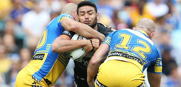 Defence carrying Eels through slow start