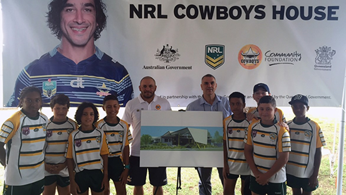 NRL Cowboys House will provide accommodation in Townsville for young Aboriginal and Torres Strait Islanders.