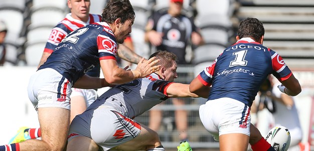 Roosters v Warriors: Five key points