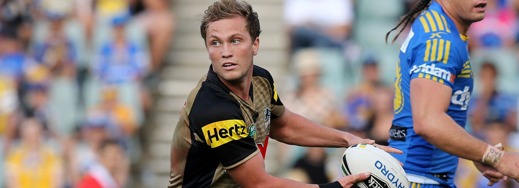 Matt Moylan made his return in Round 5 against the Eels.