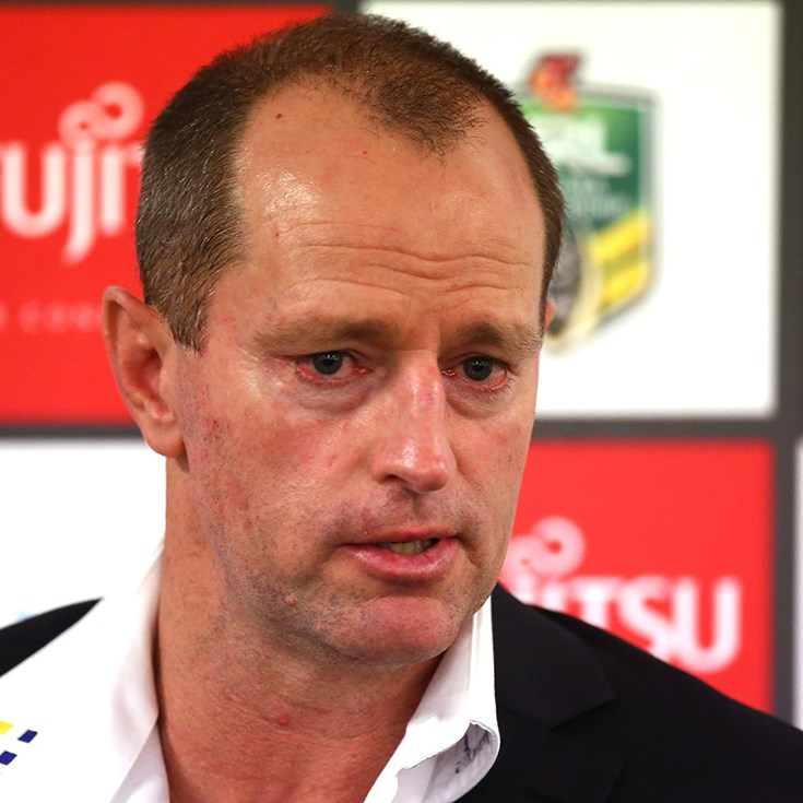 Maguire frustrated by rudderless Rabbitohs