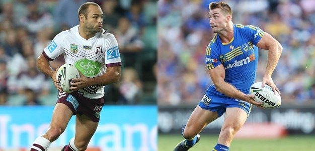 Sea Eagles v Eels: Schick Preview