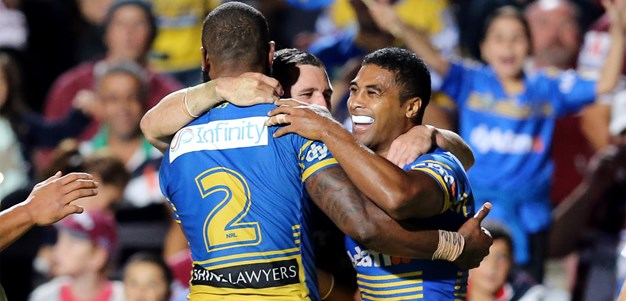 Jennings double sinks Sea Eagles