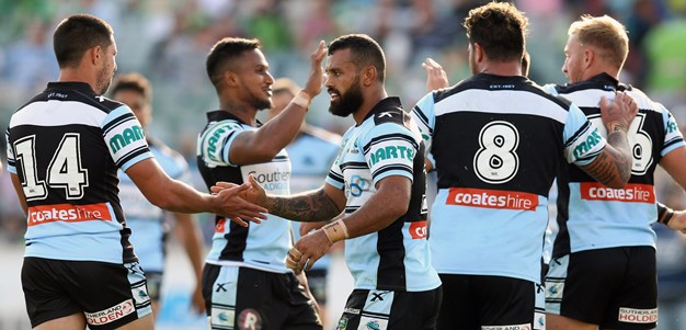 Raiders v Sharks: Five key points
