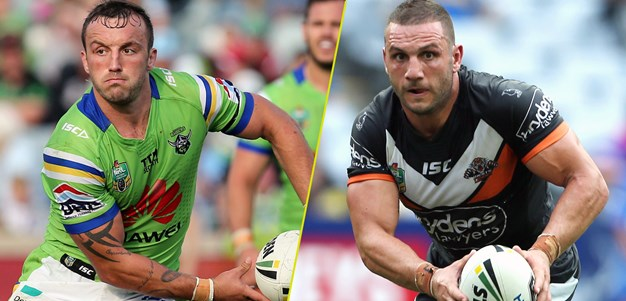 Raiders v Wests Tigers: Schick Preview
